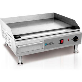 Eurodib/ United - Stainless Steel 24'' Electric Griddle