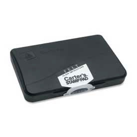 "Avery® Carter's Felt Stamp Pad, 3-1/4"" x 6-1/4"", Black"