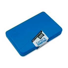 """Avery® Carter's Micropore® Stamp Pad, 2-3/4"""" x 4-1/4"""", Blue"""