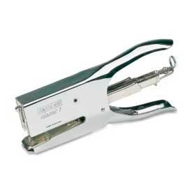 Esselte® Rapid Classic 1 Plier Stapler, 50 Sheet Capacity, Chrome