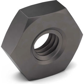 1 1/2-6 Heavy Hex Jam Nut 2H Carbon Steel Plain Coarse Package of 5 by
