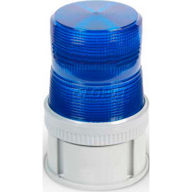 Edwards Signaling 105HISTB-N5 High Intensity Strobe Blue 120V AC