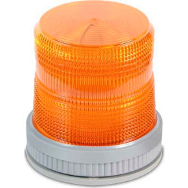 Edwards Signaling 105XBRMA24D Dual Mode LED Signal Amber 24V DC