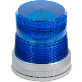 Edwards Signaling 105XBRMB24D Dual Mode LED Signal Blue 24V DC