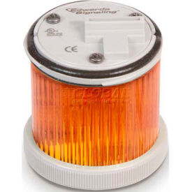Edwards Signaling 248LEDMA24AD 48 Mm LED Stacklight Module Amber 24V AC/DC