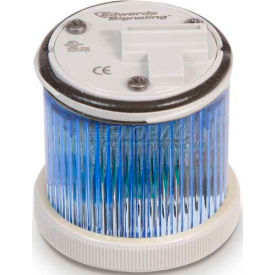 Edwards Signaling 248LEDMB120A 48 Mm LED Stacklight Module Blue 120V AC