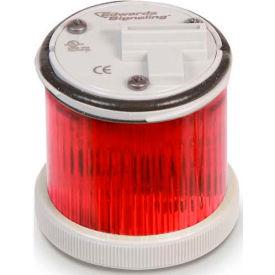 Edwards Signaling 248LEDMR24AD 48 Mm LED Stacklight Module Red 24V AC/DC