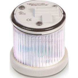 Edwards Signaling 248LEDMW120A 48 Mm LED Stacklight Module White 120V AC