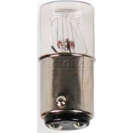 Edwards Signaling 2705W240V25PK 5W Incandescent Bulb For 70 Mm Stacklight 240V 25 Pack