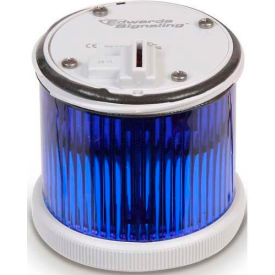 Edwards Signaling 270FB1248D Incandescent/LED Bulb Module Blue 12-48V DC