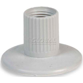 Edwards Signaling 270FMLADAPT 270 Female Adapter Base Gray