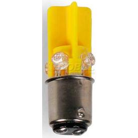 Edwards Signaling 270LEDA120V LED Bulb Amber 120V