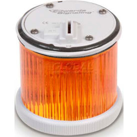 Edwards Signaling 270LEDMA24AD SMD Multi-Mode LED Module And Light Source Amber 24V AC/DC