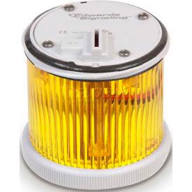 Edwards Signaling 270LEDMY24AD Smd Multi-Mode LED Module And Light Source Yellow 24V AC/DC