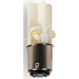 Edwards Signaling 270SW12240AD Incandescent/LED Bulb Module White 12-240V AC/DC
