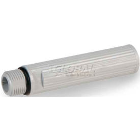 Edwards Signaling 270TEP 270 Threaded Extension Pole 100 Mm Gray