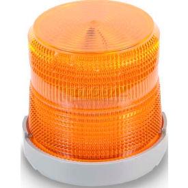 Edwards Signaling 48XBRMA120A Dual Mode LED Beacon Amber 120V AC