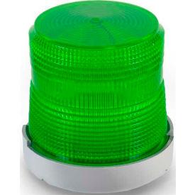 Edwards Signaling 48XBRMG120A Dual Mode LED Beacon Green 120V AC