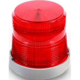 Edwards Signaling 48XBRMR24D Dual Mode LED Beacon Red 24V DC