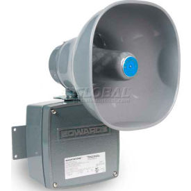 Edwards Signal 5531M-24Y6 Multi-Tone Electronic Signal 4 Inputs 4 Outputs 24V Input 120-240V AC