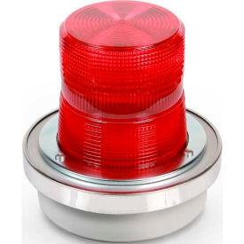Edwards Signaling 92R-N5 Xenon Strobe Red 120V AC