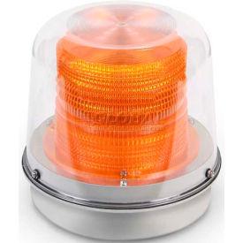 Edwards Signaling 94A-N5 Xenon Strobe Amber 120V AC