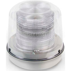 Edwards Signaling 94DFC-N5 Double Flash Xenon Strobe Clear 120V AC
