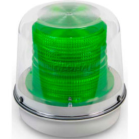 Edwards Signaling 94DFG-N5 Double Flash Xenon Strobe Green 120V AC
