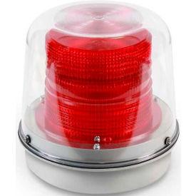 Edwards Signaling 94DFR-N5 Double Flash Xenon Strobe Red 120V AC