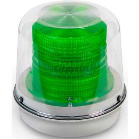 Edwards Signaling 94G-N5 Xenon Strobe Green 120V AC
