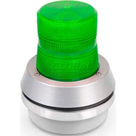 Edwards Signaling 95G-N5 Xenon Strobe With Horn Green 120V AC
