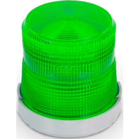 Edwards Signaling 96BG-N5 Small Xenon Strobe Green 120V AC