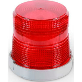 Edwards Signaling 96BR-N5 Small Xenon Strobe Red 120V AC