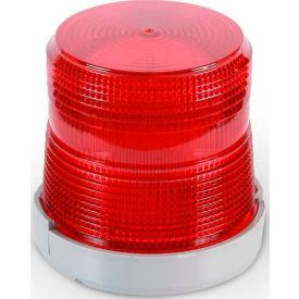 Edwards Signaling 96BR-N5 Small Xenon Strobe Red 120V AC