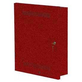 Edwards Signaling, ANSREMR, Remote Microphone, Red Cabinet