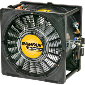 "Ramfan 16"" Intrinsically Safe Air Driven Blower, Model AFi50 3200 CFM"