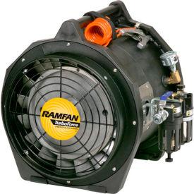"Ramfan 12"" Intrinsically Safe Air Driven Blower, Model AFi75 2042 CFM"