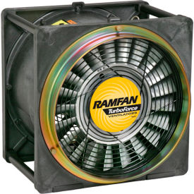 "Ramfan 16"" Intrinsically Safe Blower Model EFi50xx 1/2 HP 3200 CFM"