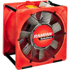 "Ramfan 16"" Smoke Removal Fan EFC150  1-1/2 HP 4459 CFM"
