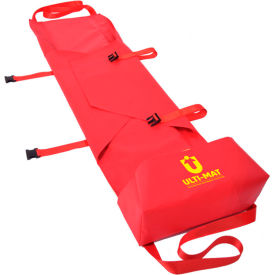 "Evac+Chair® 220P ResQmat, 660 lbs. Capacity, 89""W x 51""D x 1""H"