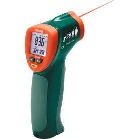 Extech 42510A Wide Range Mini IR Thermometer, 1 Data Memory Recall Count, 0.64lbs.