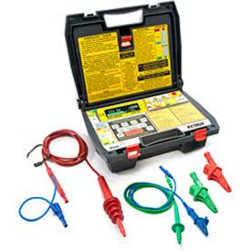 Extech MG500-NISTL Digital High Voltage Insulation Tester, Grey NIST Certified