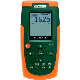 Extech PRC10-NIST Current Calibrator/Meter, Green NIST Certified