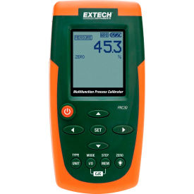 Extech PRC30-NIST Multifunction Process Calibrator, Green NIST Certified