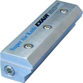 Exair 6 In. Super Air Knife Only, Aluminum