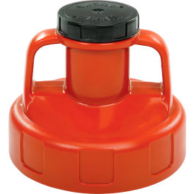 Oil Safe Utility Lid, Orange, 100206
