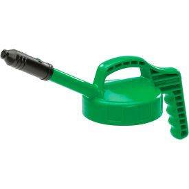 Oil Safe Stretch Spout Lid, Light Green, 100305