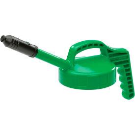 Oil Safe Stretch Spout Lid, Light Green, 100305
