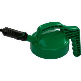 Oil Safe Mini Spout Lid, Dark Green, 100403