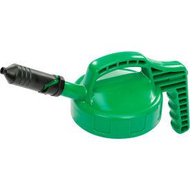 Oil Safe Mini Spout Lid, Light Green, 100405
